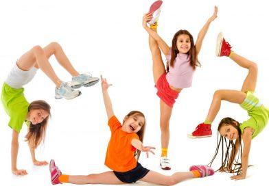 Детский фитнес на Красной Узловой