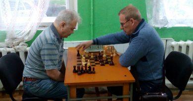 Блиц-турнир по шахматам, посвященный Международному Дню шахмат