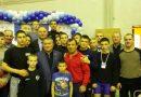 Всероссийские соревнования по греко-римской борьбе на призы Олимпийского чемпиона Ш.Ш. Хисамутдинова