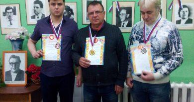Турнир по быстрым шахматам (рапид), посвященный памяти Бориса Ивановича Седакова