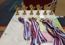 Региональные соревнования Тульской области по легкоатлетическому двоеборью по программе клуба»Шиповка юных»