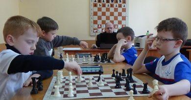 Первенство Тульской области по быстрым шахматам среди детей 2011г.р. и моложе