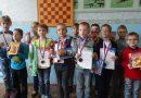 Детский шахматный турнир, посвященный 89-годовщине образования города Новомосковска