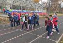 Веселые старты «Осенний марафон»